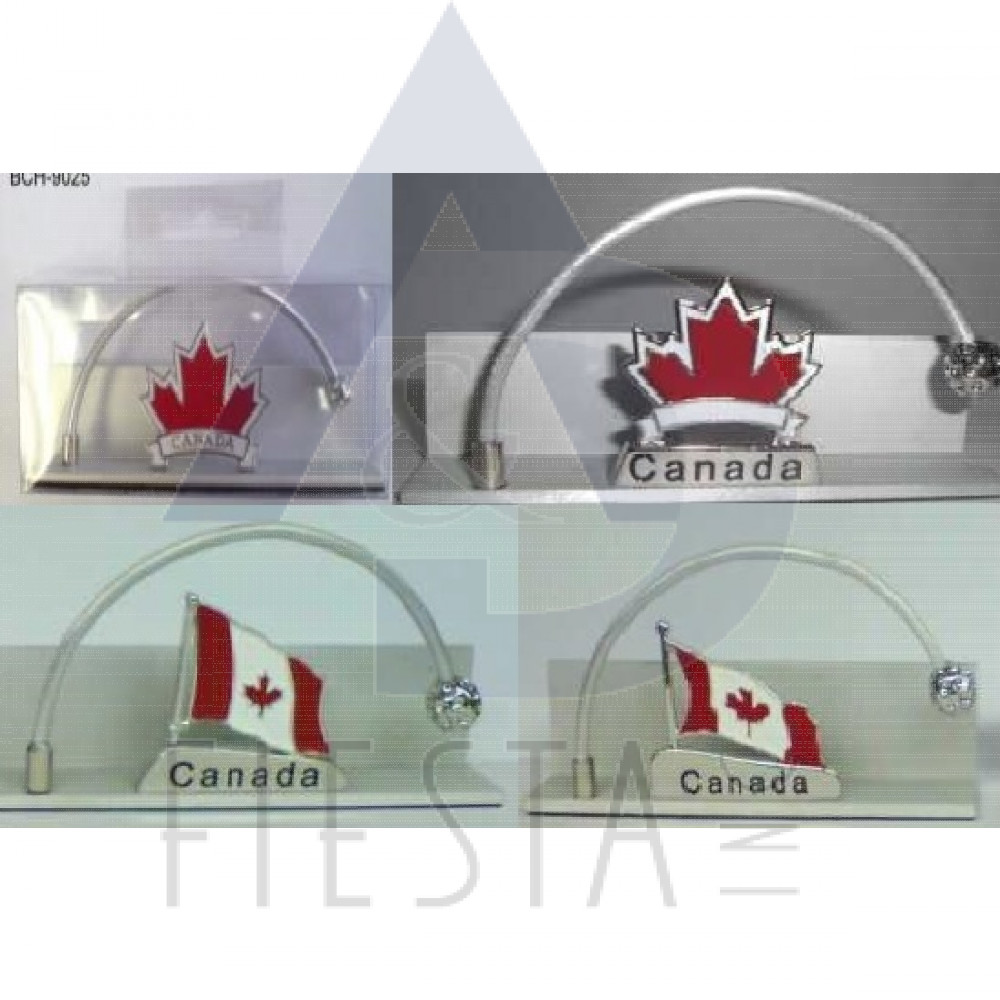 CANADA BUSINESS CARD HOLDER IN ACRYLIC BOX ASSORTED | A&D Fiesta
