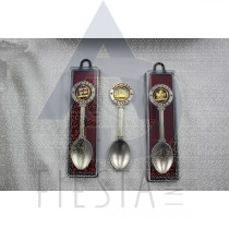 MONTREAL SPOON IN ACRYLIC BOX 6 ASSORTED