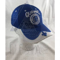 QUEBEC CAP WITH ROUND LOGO IN FRONT