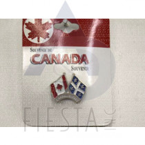 QUEBEC-CANADA SMALL FRIENDSHIP PIN