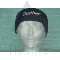 QUEBEC BLACK HEADBAND