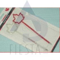 CANADA FLAG PEN 2 PACK