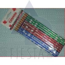 CANADA METALLIC PENCIL 10 PCS.
