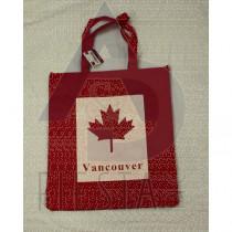 VANCOUVER RED NON-WOVEN BAG