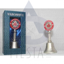 VANCOUVER TIE BELL IN BLUE BOX