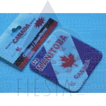 MANITOBA COASTERS 4 PACK ASSORTED