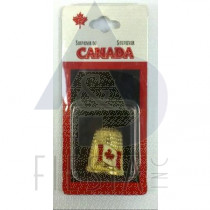 CANADA GOLD THIMBLE ASSORTED