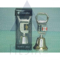 CANADA BELL WITH BOTTLE OPENER