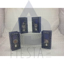 CANADA ASSORTED BELLS IN BLUE GIFT BOX
