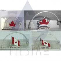 CANADA BUSINESS CARD HOLDER IN ACRYLIC BOX ASSORTED