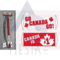 CANADA TWO-SIDED BANNER 24X70 CM