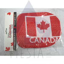 CANADA CAR MIRROR COVERS SET OF 2