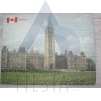 CANADA CANVAS WITH PARLIAMENT 30X40 CM