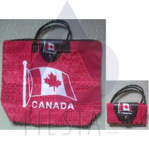 CANADA NYLON FOLDED BAG