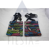 CANADA BIG SECURITY POUCH WITH STRING