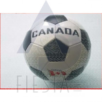 CANADA SOCCER BALL (DEFLATED)