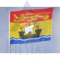 NEW BRUNSWICK FLAG 75X100 ON POLE