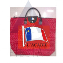 L'ACADIE FOLDABLE NYLON BAG