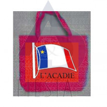 L'ACADIE FOLDABLE NON-WOVEN BAG