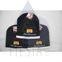 NEW BRUNSWICK EMBROIDERED WINTER TOQUES ASSORTED COLORS