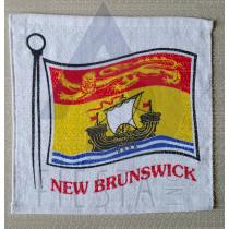NEW BRUNSWICK FACE TOWEL