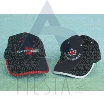 NEW BRUNSWICK BRUSHED COTTON CAP 2 ASSORTED