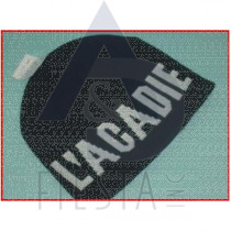 L'ACADIE BLACK WINTER TOQUE