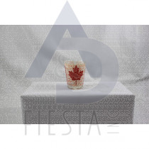 CANADA SHOT GLASS FLAG