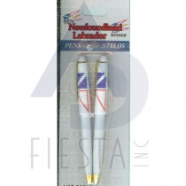 NEWFOUNDLAND LABRADOR 2 PCS. BALL POINT PEN