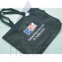"""NEWFOUNDLAND LABRADOR EMBROIDERED BAG 21""""X16"""" (53X41CM)"""