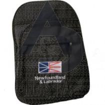 NEWFOUNDLAND LABRADOR MICRO BLACK, BACK PACK MEDIUM