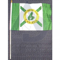 "CAPE BRETON FLAG 12""X18"""