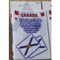 NOVA SCOTIA PLAYING CARDS IN PAPER BOX