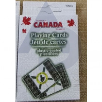 CAPE BRETON PLAYING CARDS WITH TARTAN IN PAPER BOX