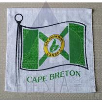 CAPE BRETON FACE TOWEL