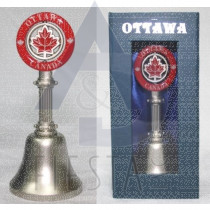 OTTAWA TIE BELL IN BLUE GIFT BOX