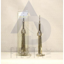 TORONTO 3D CN TOWER 11 CM IN ACRYLIC BOX