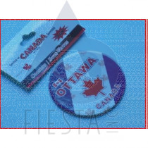 OTTAWA COASTERS 4 PACK ASSORTED