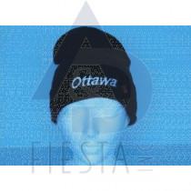 OTTAWA BLACK ACRYLIC TOQUE
