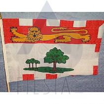 PRINCE EDWARD ISLAND FLAG 75X100 ON POLE