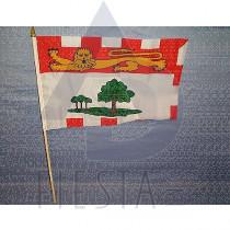 """PRINCE EDWARD ISLAND FLAG 12""""X18"""""""