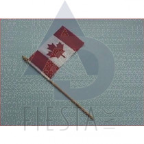 "CANADA FLAG 4""X6"" BULK"