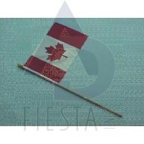 "CANADA FLAG 12""X18"" BULK"