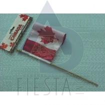 "CANADA FLAG 4""X6"" IN PLASTIC BAG"