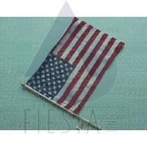 "USA FLAG 8""X12"" BULK"
