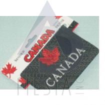 CANADA BLACK WALLET