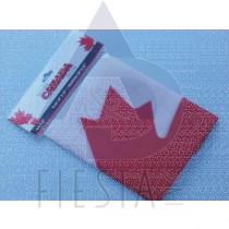 """CANADA FLAG 18""""X37"""""""