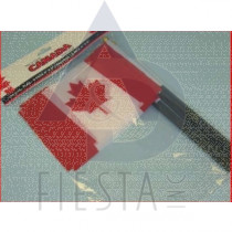 "CANADA FLAG 4""X6"" 5 PACK"