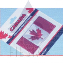 CANADA SEW-ON FLAG PATCH