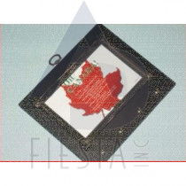 CANADA DELUXE WALL PLAQUE ASSORTED